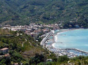 Riviera Ligure – Levanto – M. Rossola – P.sso del Colletto- Bonassola